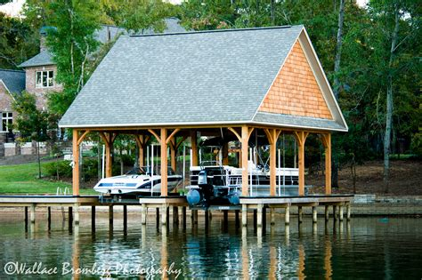 lake house boat boathouse lifts tradesman co