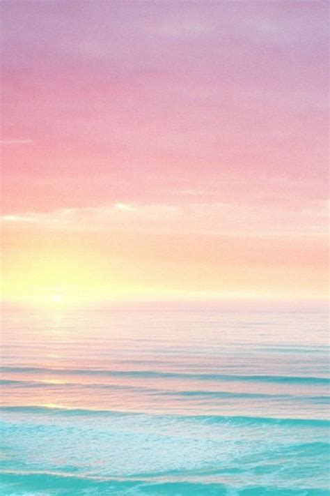 wallpaper iphone tumblr pastel pastel sunset sea view wallpaper pinterest sunsets