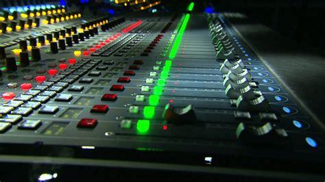 recording mixing console lawo mc 178 66 mkii mixing console
