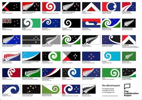 Top Flag change the nz flag welcomes top 40 flag designs scoop news
