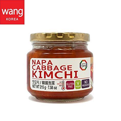 Fresh Kimchi Authentic Korea 200g Halal 1 korean bottled kimchi original authentic bottle