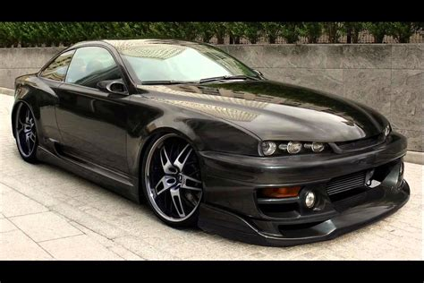 opel calibra tuning opel calibra 2 5 v6 tuning youtube