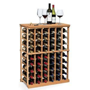 N Finity Wine Rack by Wine Enthusiast N Finity 60 Bottle Floor Wine Rack