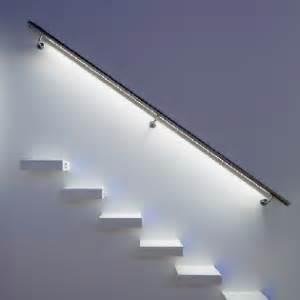 beleuchtung handlauf treppenbeleuchtung stiege handlauf