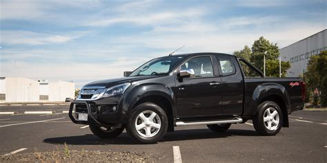 isuzu dmax 2016 isuzu d max ls u space cab review long term report