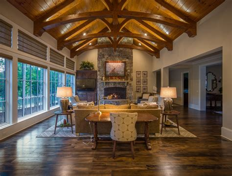 timber frame great rooms lodge rooms  living rooms