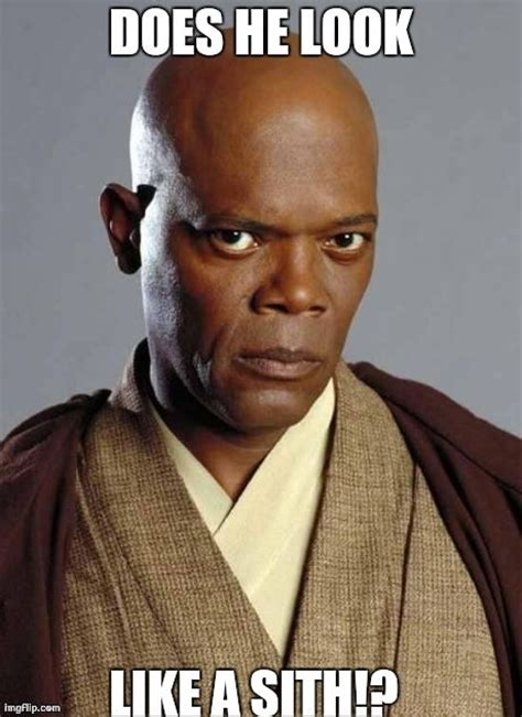 Samuel L Jackson Pulp Fiction Meme - star wars pulp fiction
