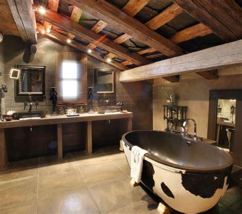 Primitive Country Bathroom Ideas by 23 Fantastic Rustic Bathroom Design Ideas