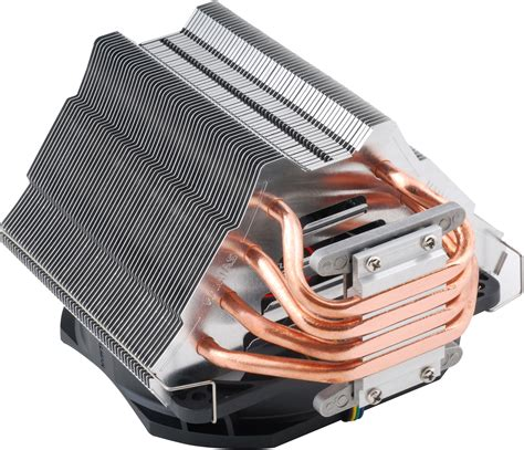 heat sink pc cnps11x performa v shaped dual heat sink cpu cooler