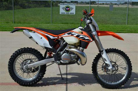 Ktm Bicycle For Sale 2014 Ktm 300 Xc W Dirt Bike For Sale On 2040motos