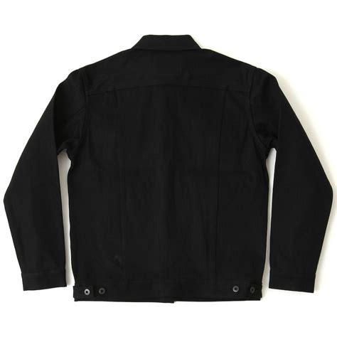 black x black denim japan blue jbjk1016 14oz type iii black x black selvedge
