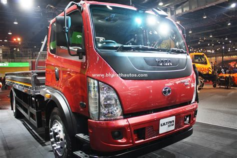 Auto Expo by Tata Motors Commercial Vehicles 8 Future Ready Offerings