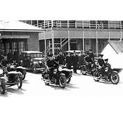 FROM The VAULT  A History Of Police Motorcycles Museum