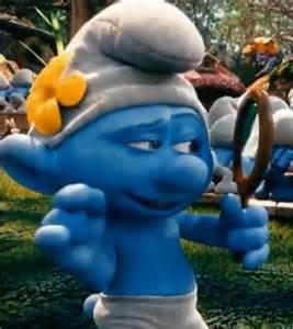 vanity smurf smurfs wiki