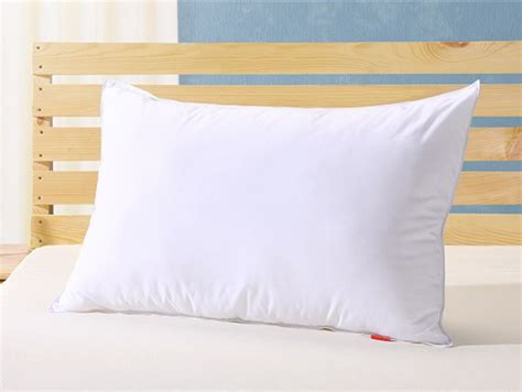 most comfortable hotel pillows fashion silentnight feather and down pillows pair for adults most comfortable 106964035
