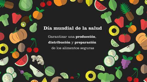 paritarias para la alimentacion 2016 una alimentaci 243 n segura la prioridad de la onu en el d 237 a