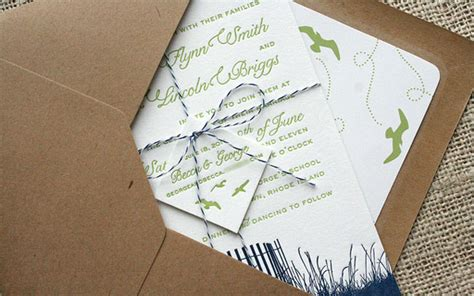 Wedding Invitations Ri by Becca George S Rhode Island Wedding Invitations