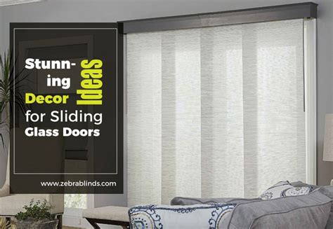 sliding glass doors decorating ideas sliding glass door decorating ideas stunning decors