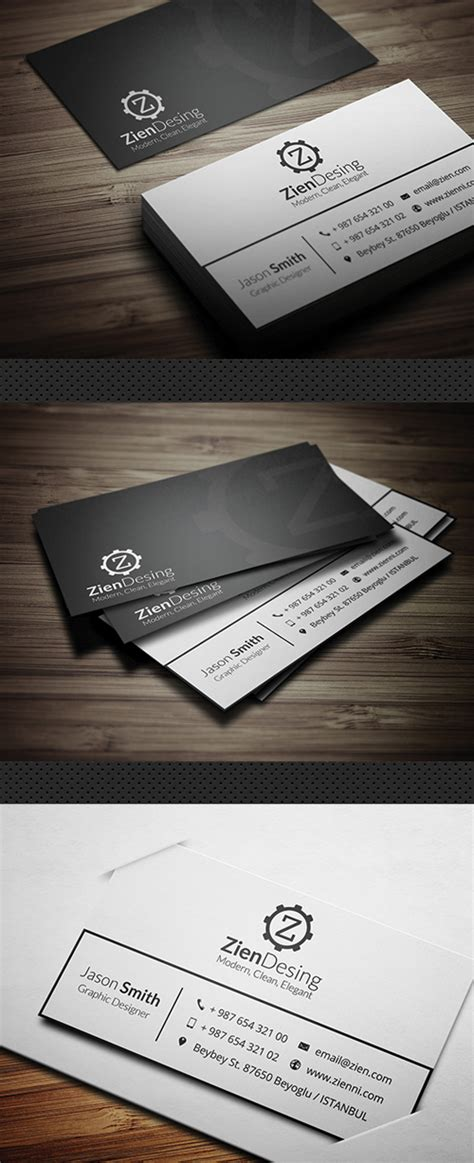 print ready business card template business card templates psd design graphic design