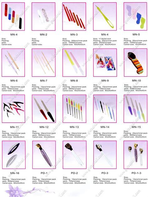 nail tools accessories