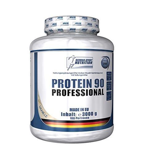 protein 90 professional eiwei 223 pulver protein 90 professional 3000 g 3 kammer