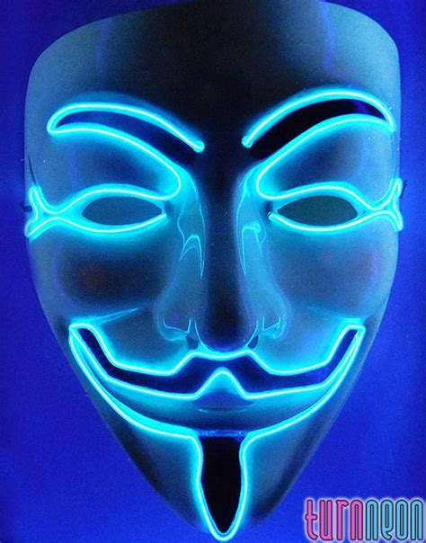best light up best 25 anonymous mask ideas on v vendetta