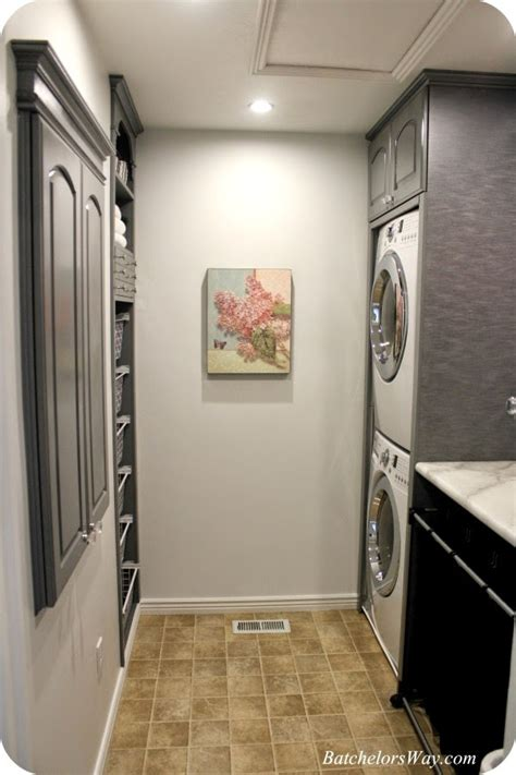 3 way laundry batchelors way laundry room reveal or how to pack lots of