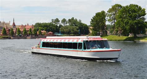 epcot friendship boats 7 things no one tells you about walt disney world