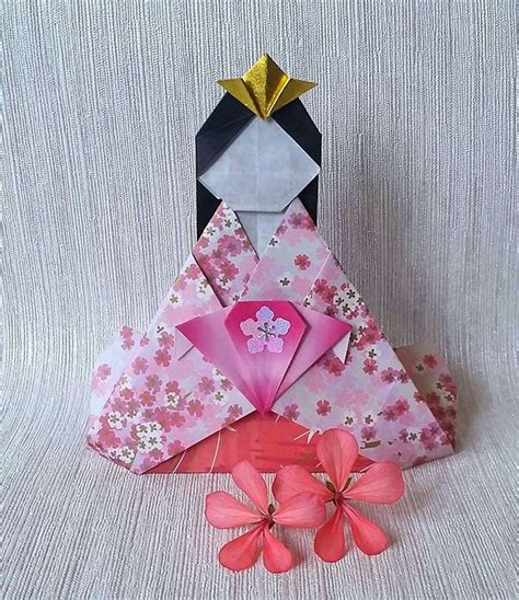Hinamatsuri Origami - 1000 images about origamis on origami paper
