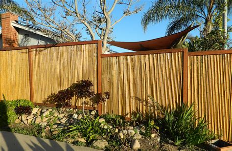 decor tips garden landscape and rock with bamboo