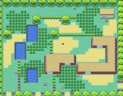 safari zone layout pokemon red pokemon firered and leafgreen game maps