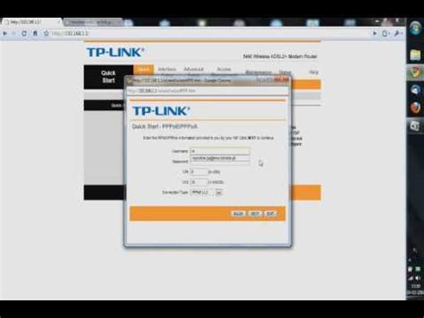 Adsl Router Tp Link W891g router tp link td w8901g adsl konfiguracja neostrady i net24 how to save money and do it yourself