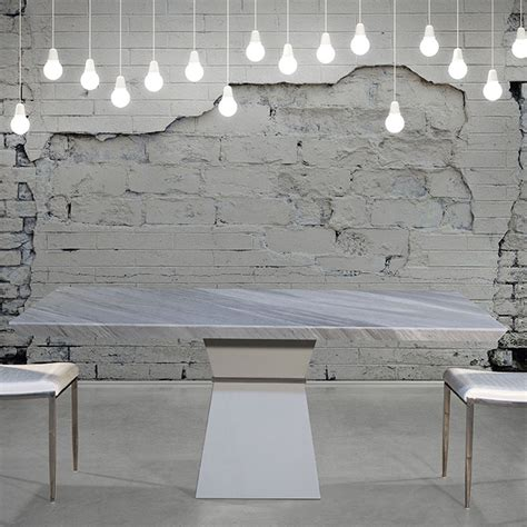 rectangular square marble dining table clara imperial grey marble rectangular dining table