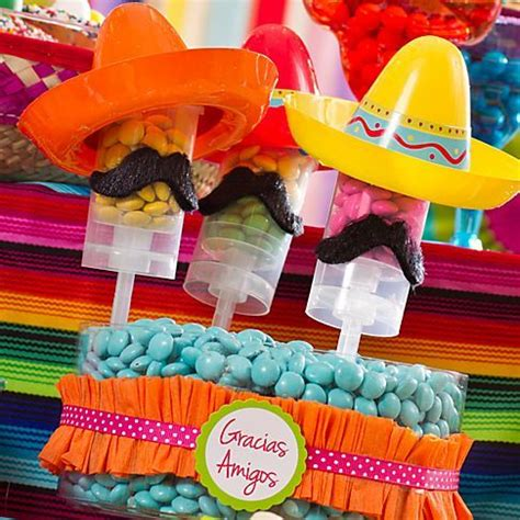mexican theme decorations 25 best ideas about mexican favors on