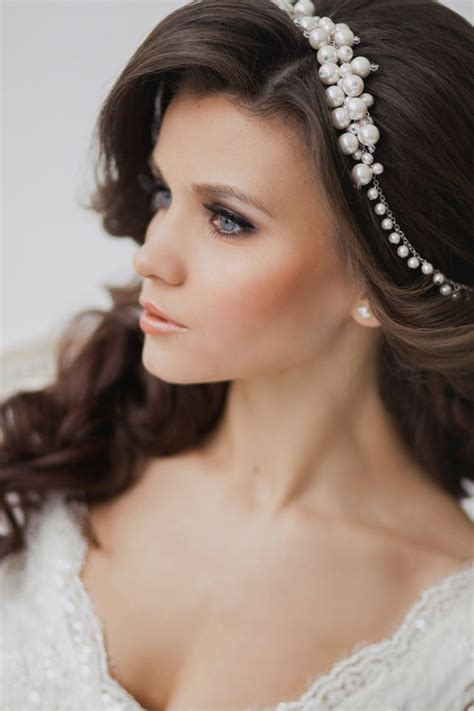 Wedding Hairstyles For Medium Hair With Bangs by Wedding Hairstyles With Bangs Hair Is Our Crown