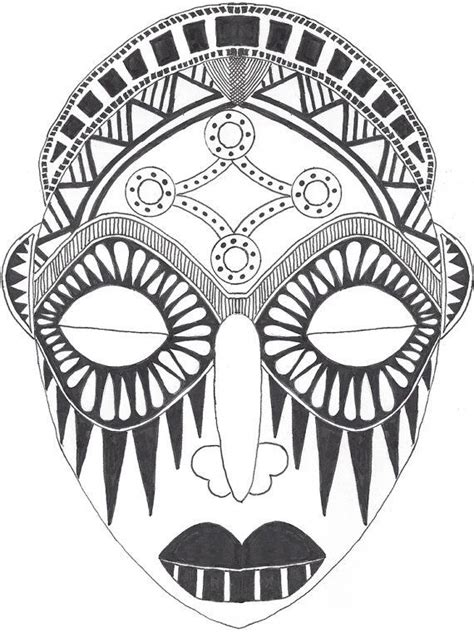 african designs coloring pages african face paint symbols google search costume