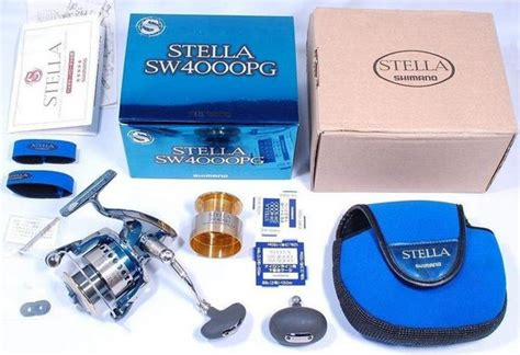 Reel Shimano Stella 4000 Pg shimano stella sw4000pg id 5998557 product details view