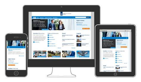 online responsive layout maker websites communicatiemiddelen rijkshuisstijl