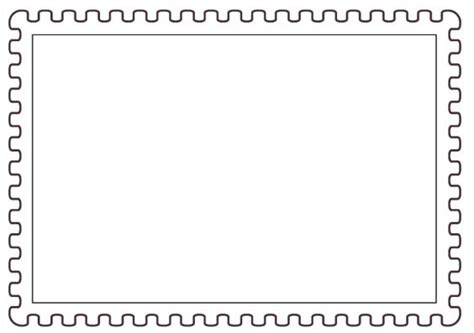 letter postage layout st template for letter writing post office