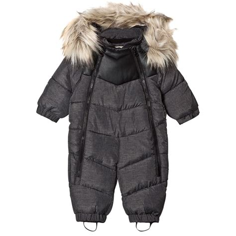 Baby Overall Grey k 246 p lindberg rocky baby overall grey lekmer se k 246 p