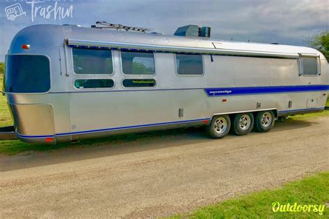 airstream sovereign trailer rental  college station