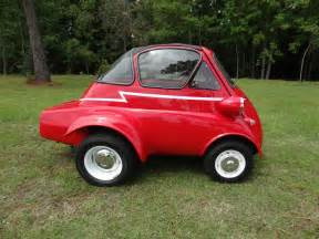 Bmw Isetta Bmw Isetta With A Corvair Engine Engineswapdepot