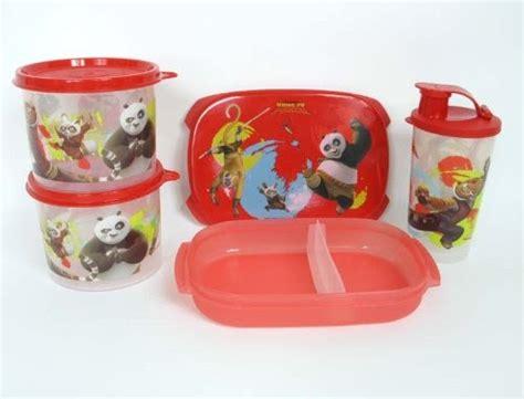 Transformer Lunch Set Tupperware tupperware new kung fu panda bento lunch box set