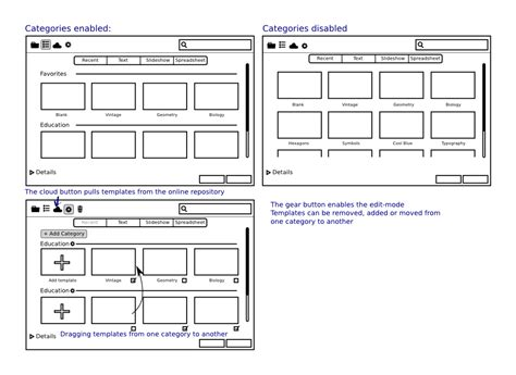 rework template re libreoffice design rework of the quot templates and