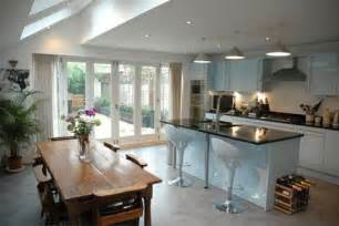 kitchen diner lighting ideas terrace refurb
