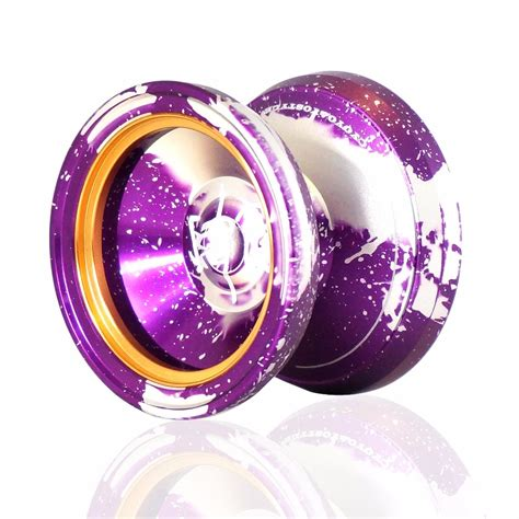 Xs Magic Yoyo M002 April Yoyo Alloy Aluminum Multicolor yoyo metal promotion shop for promotional yoyo metal on aliexpress