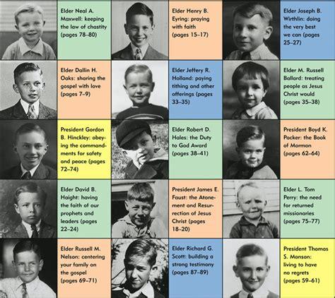mormon a valiant prophet friend lds org friend article what the prophet and apostles