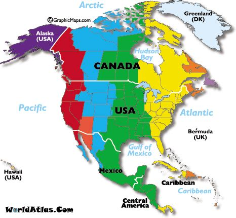 map of time zones in usa and canada ywuwox map of time zones in canada