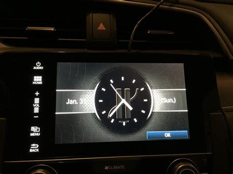 Car Navigation Wallpaper by Wallpaper 2016 Honda Civic Forum 10th Type R