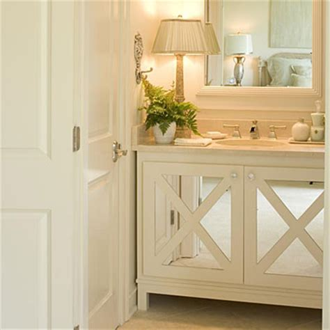powder room decorating ideas make the space seem larger